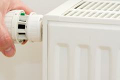 Tanyfron gas central heating costs
