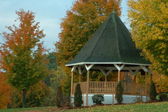 Tanyfron gazebo installation costs