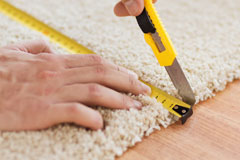 repairing rips and tears in Tanyfron carpets