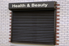 Tanyfron security shutter costs