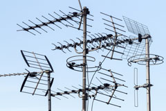 various types of tv aerial