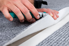 common types of carpet damage
