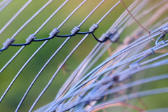 wire fencing Tanyfron